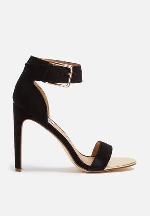 Madison® Nadya Heels Black & Gold