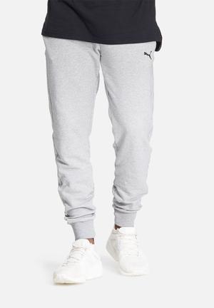 PUMA ESS Sweat Pants Sweatpants & Shorts Grey