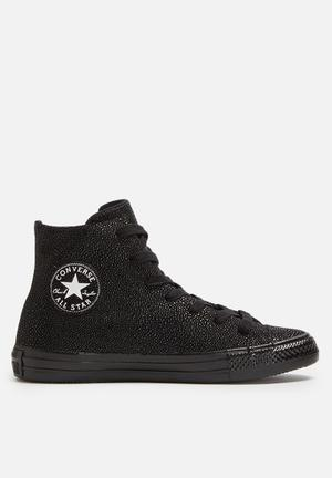 Converse Chuck Taylor All Star HI Sneakers Black
