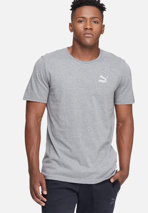 PUMA Evo Core Tee T-Shirts Grey