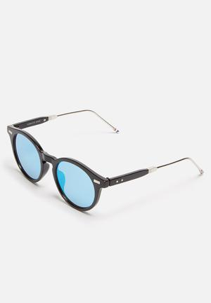 THIRD Froid Blue Eyewear Black & Blue