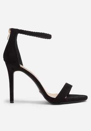 Billini Viola Heels Black
