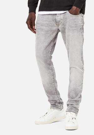 G-Star RAW 3301 Tapered Kamden Jeans Grey