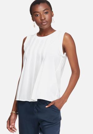Vero Moda Cora Top Blouses White