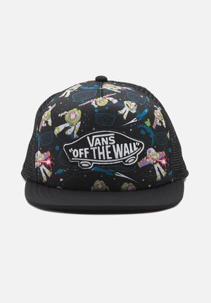 Vans Toy Story Trucker Headwear Multi