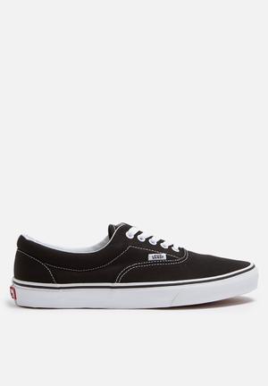 Vans Era Sneakers Black & White