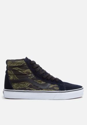 Vans SK8-Hi Reissue Sneakers Dark Navy / Black
