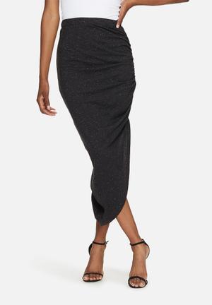Noisy May Nola Maxi Skirt Black