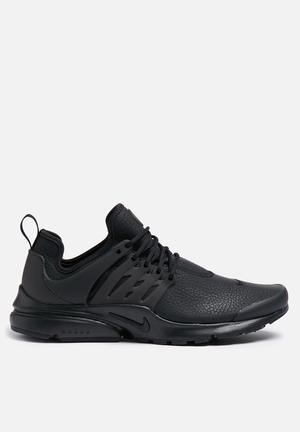 Nike Air Presto 'Beautiful X Powerful' Sneakers Triple Black