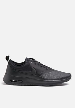 Nike Air Max Thea Ultra 'Beautiful X Powerful' Sneakers  Black / Cool Grey