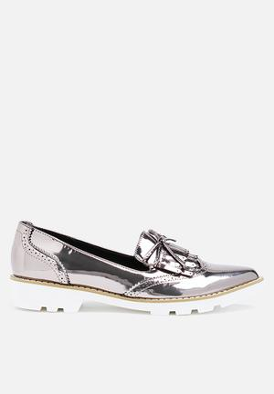 Dailyfriday Glasgow Pumps & Flats Pewter