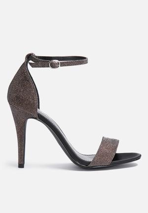 ONLY Artsy Heeled Sandal Bronze