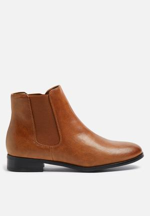 ONLY Bobby Bootie  Cognac