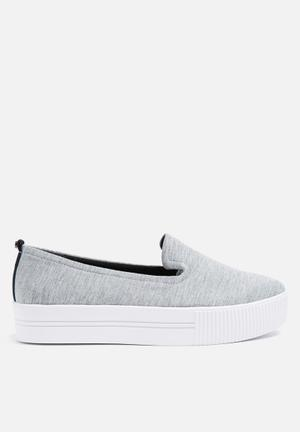 ONLY Kate Slip On Sneakers Grey