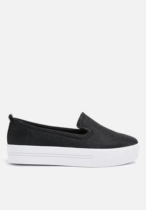 ONLY Kate Slip On Sneakers Black