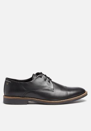 Jack & Jones Footwear & Accessories Billy Leather Shoe Black