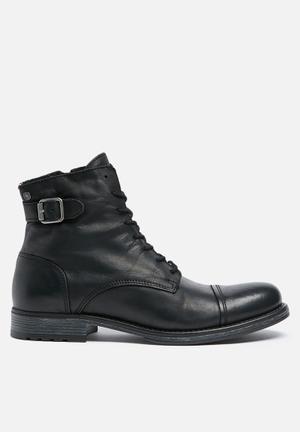 Siti leather boot