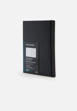 Moleskine 2017 A4 Weekly Planner Gifting & Stationery Paper