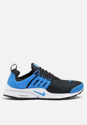 Nike Air Presto Essential Sneakers Black / Photo Blue / White Noir / Blanc