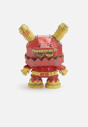 "Kidrobot Mecha 8"" Stealth Dunny Games & Puzzles Vinyl"
