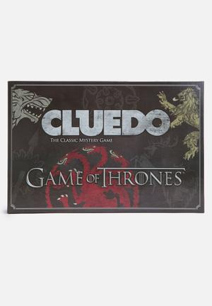Hasbro Game Of Thrones Cluedo