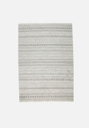 Hertex Fabrics Rural Riches Rug 60% Viscose 40% Cotton