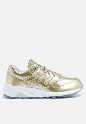 New Balance  WR580MG Sneakers Frozen Metallic - Gold