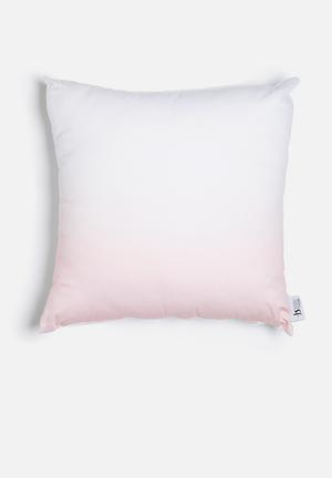 Sixth Floor Ombre Printed Cushion Cotton Twill