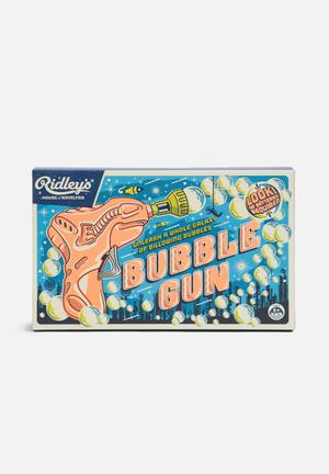 Wild & Wolf Bubble Gun Gifting & Stationery