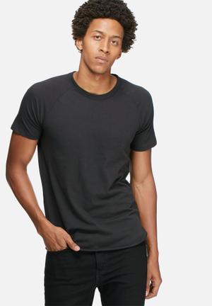Selected Homme Scream Slim Tee T-Shirts & Vests Black
