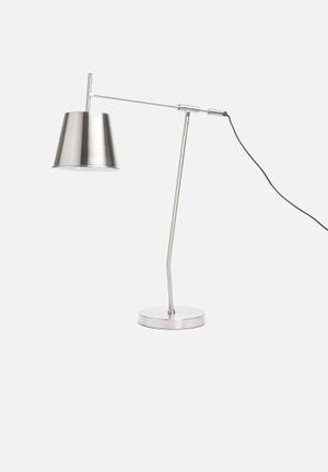 Sixth Floor Lucent Desk Lamp Lighting Metal