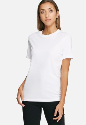 Selected Femme My Perfect Tee T-Shirts, Vests & Camis White