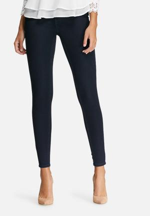 Pieces Betty Jeggings Jeans Navy