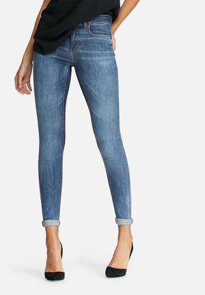 Pieces Delly Jeans Blue