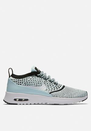 Nike W Air Max Thea Flyknit Sneakers Glacier Blue / White