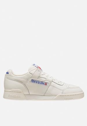 Reebok Workout Plus-Vintage Sneakers Chalk / Classic White / Reebok Royal / Classic Red