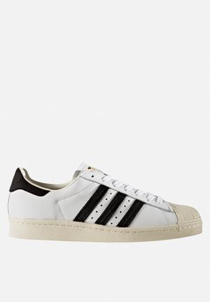 Adidas Originals Superstar 80s Sneakers White / Core Black / Gold Met