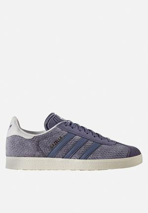 Adidas Originals Gazelle Sneakers Super Purple / Off White