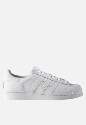 Adidas Originals Superstar Sneakers White / White