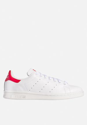 Adidas Originals Stan Smith Sneakers FTWR White / Collegiate Red