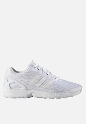 Adidas Originals ZX Flux Sneakers FTWR White / Clear Grey