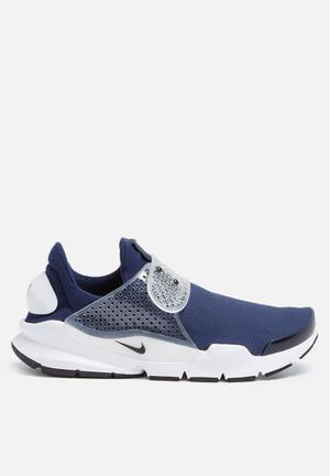 Nike W Sock Dart Sneakers Midnight Navy / Black / White