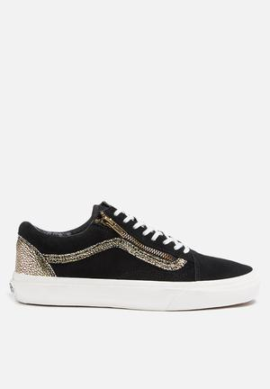 Vans Old Skool Zip Sneakers Black