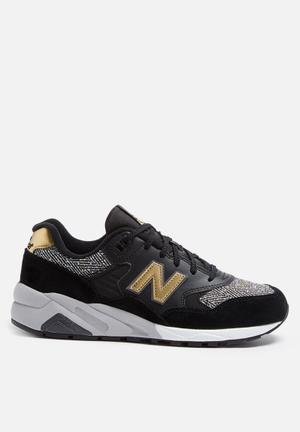 New Balance  WRT580CD Sneakers Black / White / Gold