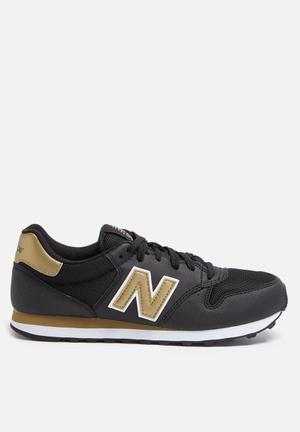 New Balance  GW500KG Sneakers Black & Gold