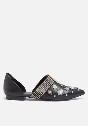 E8 By Miista Denzel Pumps & Flats Black