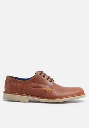 Grasshoppers Kyle Formal Shoes Tan