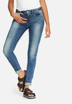 ONLY Carmen Jeans Blue