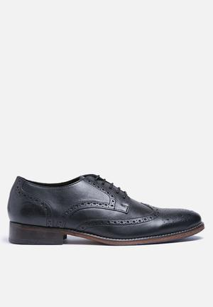 Watson Shoes Tiven Formal Shoes Black