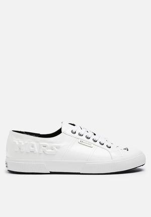 SUPERGA Superga X Star Wars 2750 Storm Trooper Sneakers White / Black